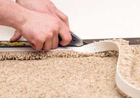 Carpet Repair and Stretching